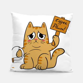 Thumbnail image of Coffee Please Pillow, Live Heroes