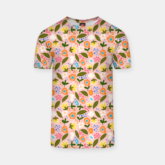 Thumbnail image of Like Wildflowers T-shirt, Live Heroes
