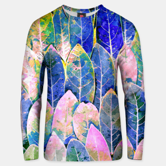 Thumbnail image of The Grand Scheme of Leaves Unisex sweater, Live Heroes