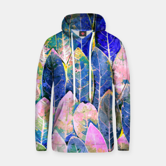 Thumbnail image of The Grand Scheme of Leaves Hoodie, Live Heroes