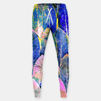 Thumbnail image of The Grand Scheme of Leaves Sweatpants, Live Heroes