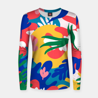 Thumbnail image of Mexican Summer Women sweater, Live Heroes