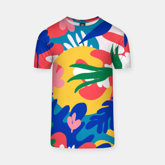 Thumbnail image of Mexican Summer T-shirt, Live Heroes