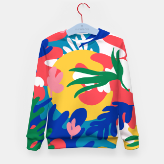 Thumbnail image of Mexican Summer Kid's sweater, Live Heroes
