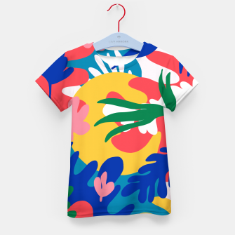 Thumbnail image of Mexican Summer Kid's t-shirt, Live Heroes