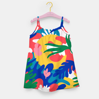 Thumbnail image of Mexican Summer Girl's dress, Live Heroes