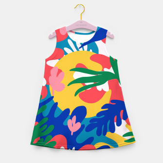 Thumbnail image of Mexican Summer Girl's summer dress, Live Heroes