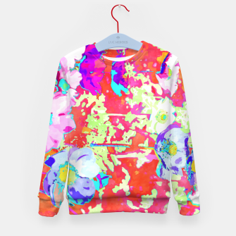 Miniatur Floral Ecstasy Kid's sweater, Live Heroes