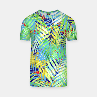 Thumbnail image of Winter Palm T-shirt, Live Heroes