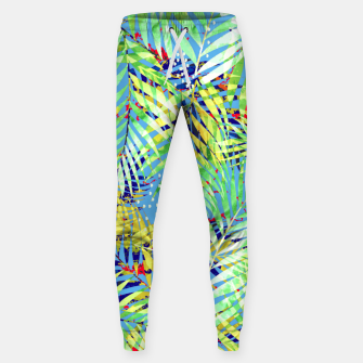 Thumbnail image of Winter Palm Sweatpants, Live Heroes