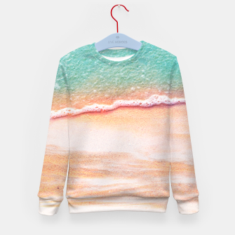 Thumbnail image of Ocean Sunset Sky Kid's sweater, Live Heroes