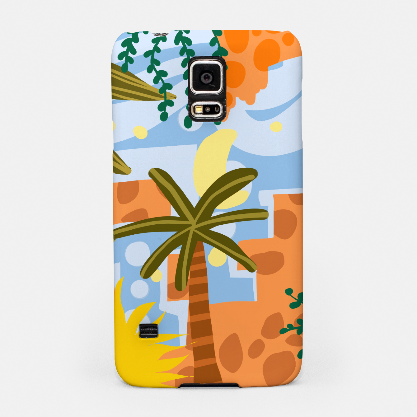 Imagen de A beautiful day begins with a beautiful mindset Samsung Case - Live Heroes