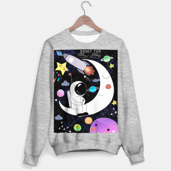 Thumbnail image of shoot for the stars Sweater regular, Live Heroes
