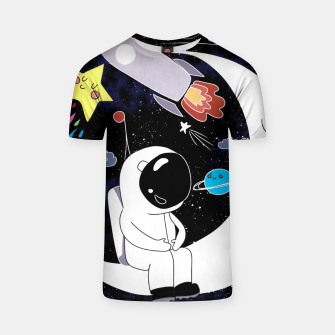 Thumbnail image of shoot for the stars T-shirt, Live Heroes