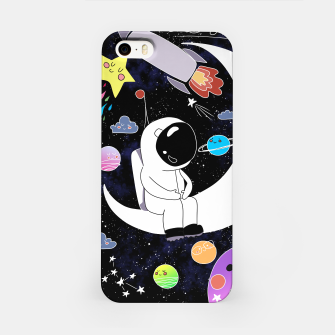 Thumbnail image of shoot for the stars iPhone Case, Live Heroes