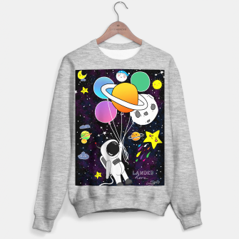 Thumbnail image of landed here  Sweater regular, Live Heroes