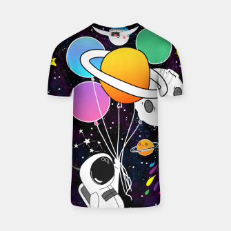 Thumbnail image of landed here  T-shirt, Live Heroes
