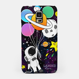 Thumbnail image of landed here  Samsung Case, Live Heroes