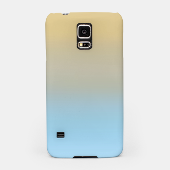 Thumbnail image of Abstract ombre ocean beach Samsung Case, Live Heroes