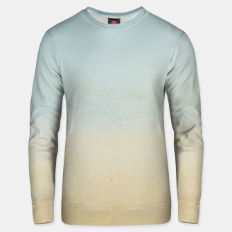 Thumbnail image of Abstract neutral ocean beach Unisex sweater, Live Heroes