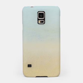Thumbnail image of Abstract neutral ocean beach Samsung Case, Live Heroes