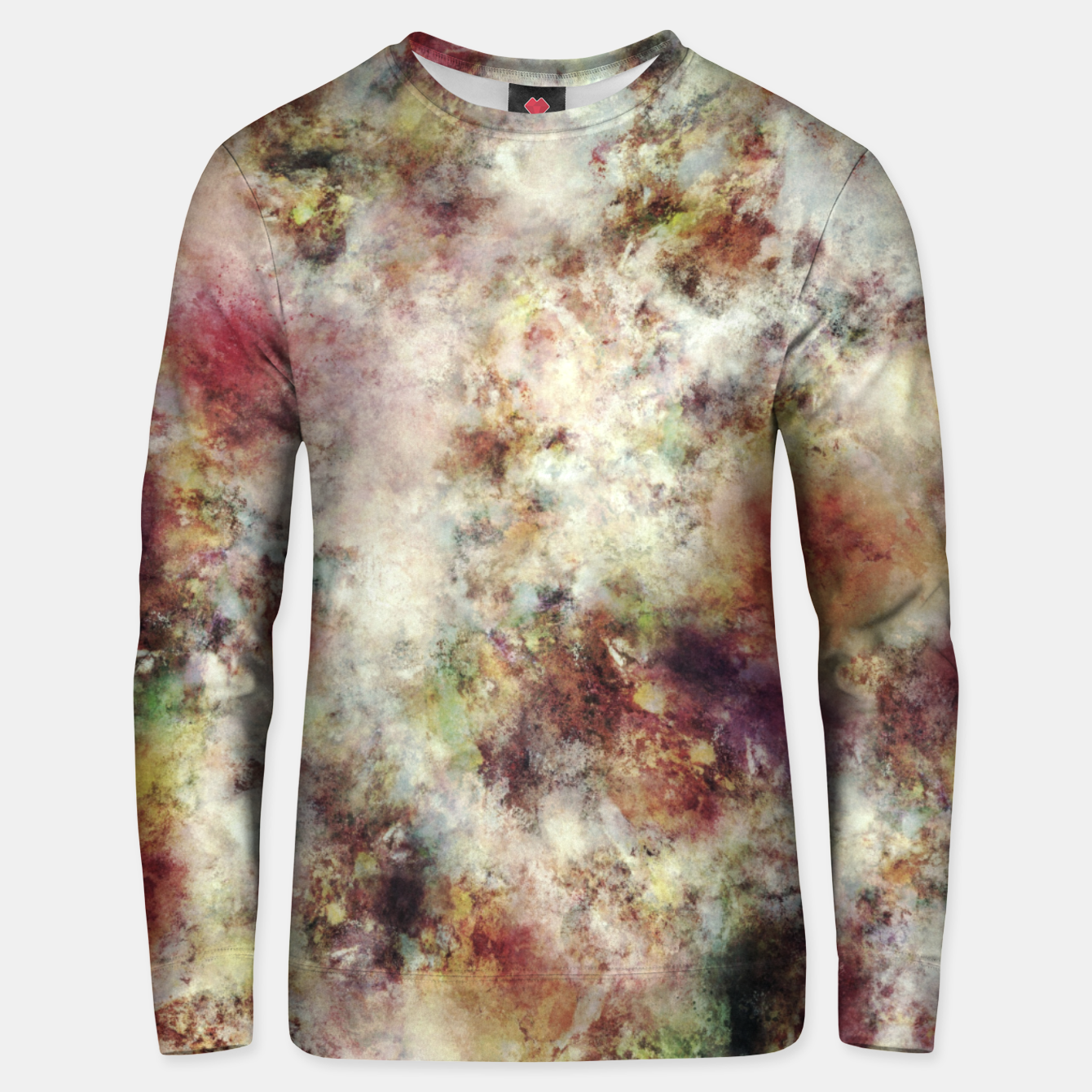 Image of Careful choices Unisex sweater - Live Heroes