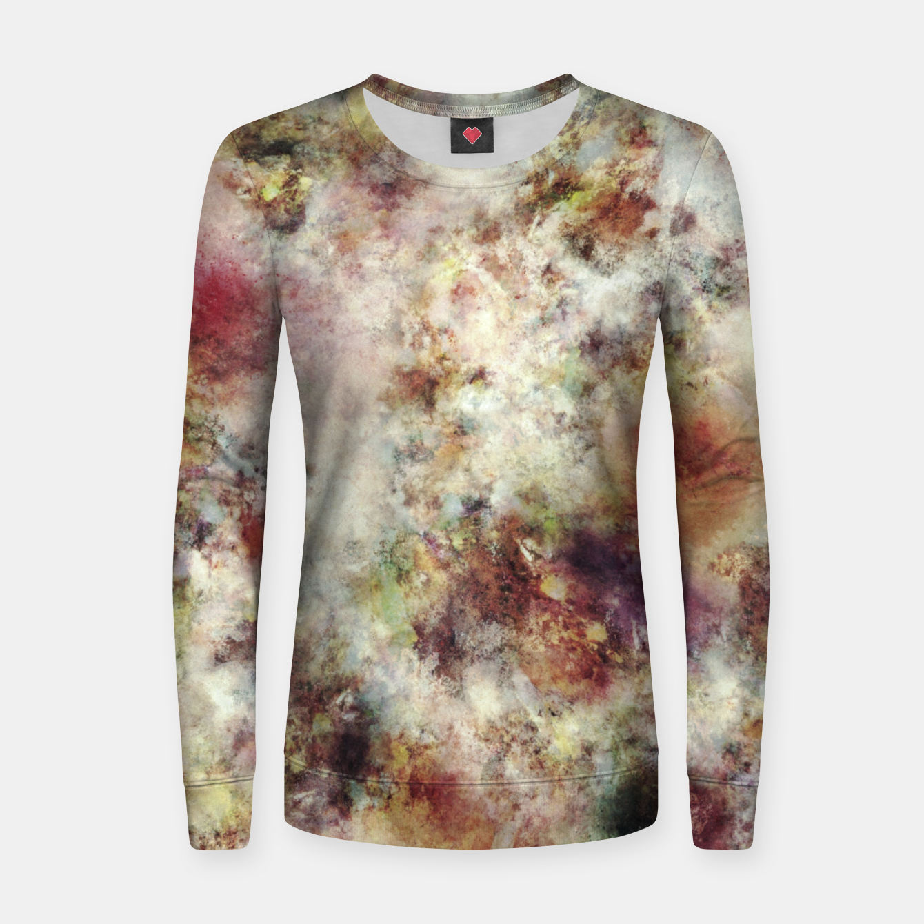 Image of Careful choices Women sweater - Live Heroes