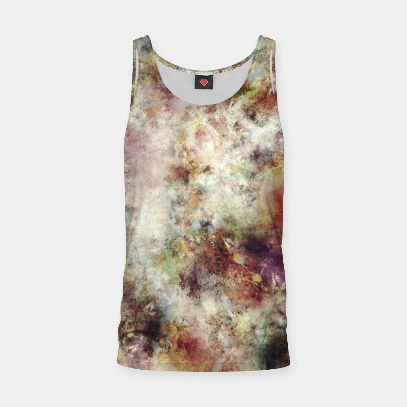 Image of Careful choices Tank Top - Live Heroes