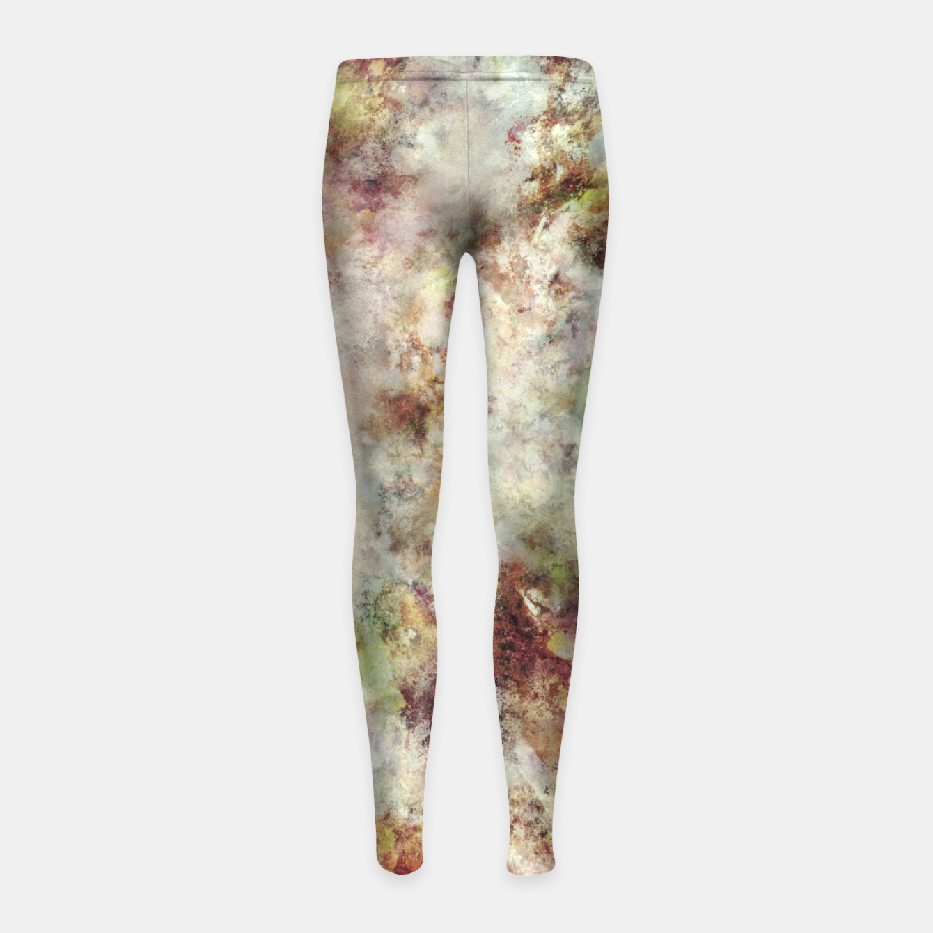 Image of Careful choices Girl's leggings - Live Heroes