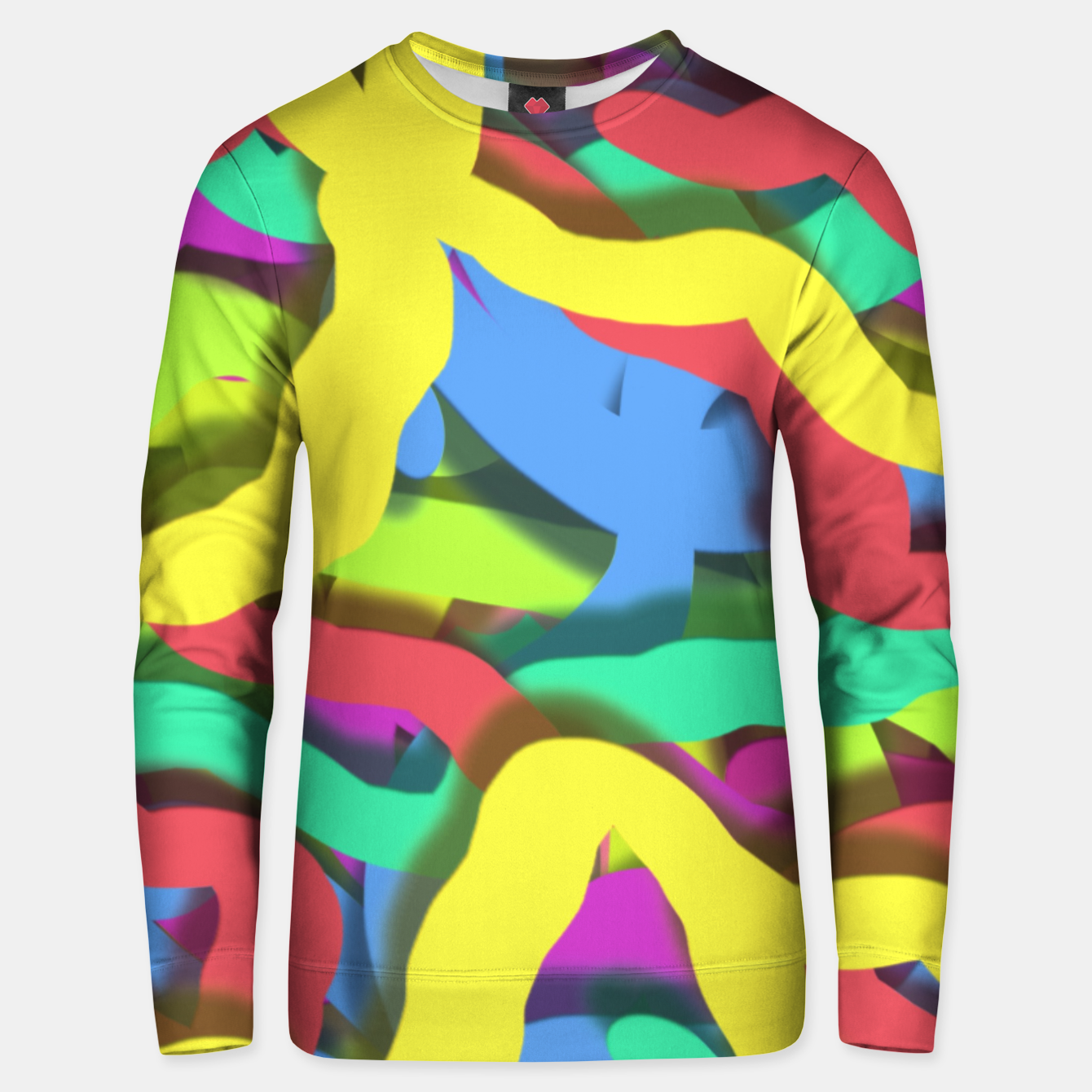 Image of Color life  Bluza unisex - Live Heroes