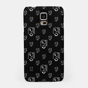 Thumbnail image of Funny Weird Monsters Motif Pattern Samsung Case, Live Heroes