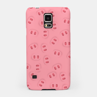 Thumbnail image of Rosa Nose Pattern  Samsung Case, Live Heroes