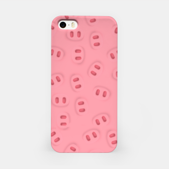 Thumbnail image of Rosa Nose Pattern  iPhone Case, Live Heroes