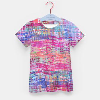 Thumbnail image of Watercolor Texture 1 Kid's t-shirt, Live Heroes