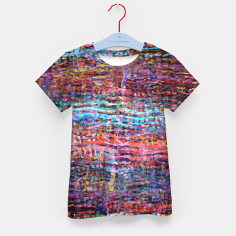 Thumbnail image of Watercolor texture 2 Kid's t-shirt, Live Heroes