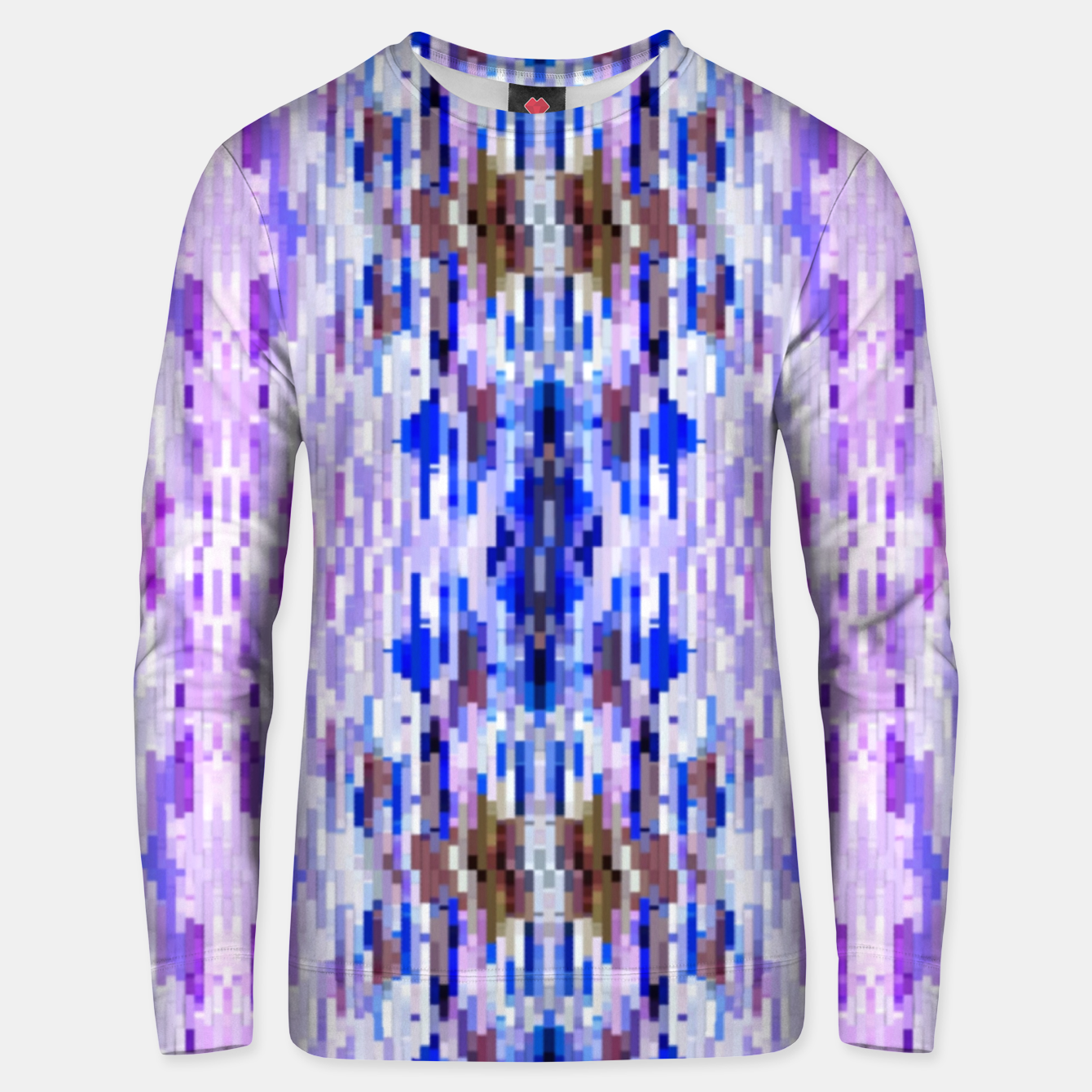 Image of Stacks Unisex sweater - Live Heroes