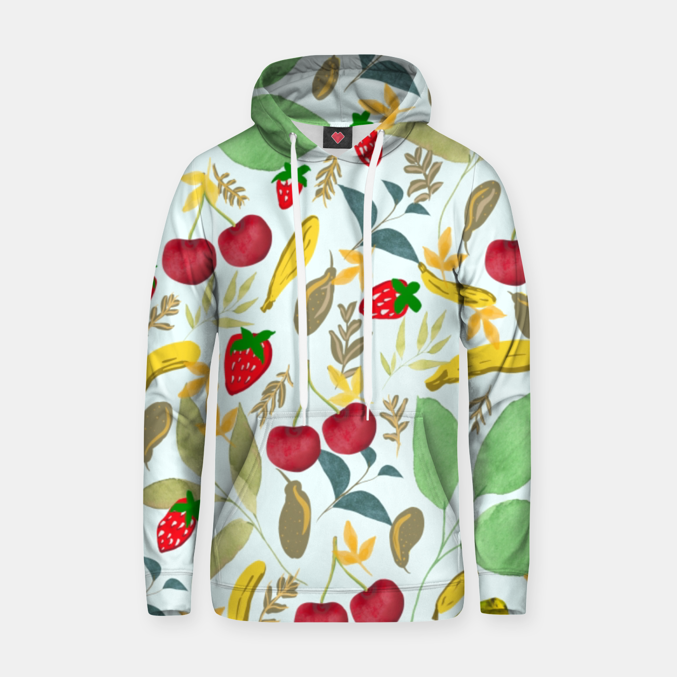 Foto Vegetable Patch Sudadera con capucha - Live Heroes