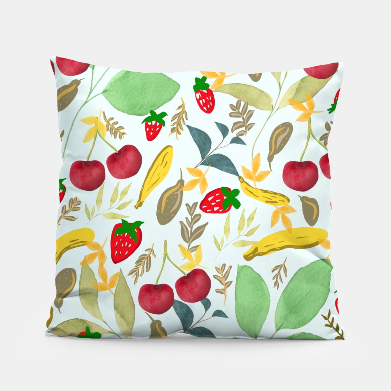 Foto Vegetable Patch Almohada - Live Heroes