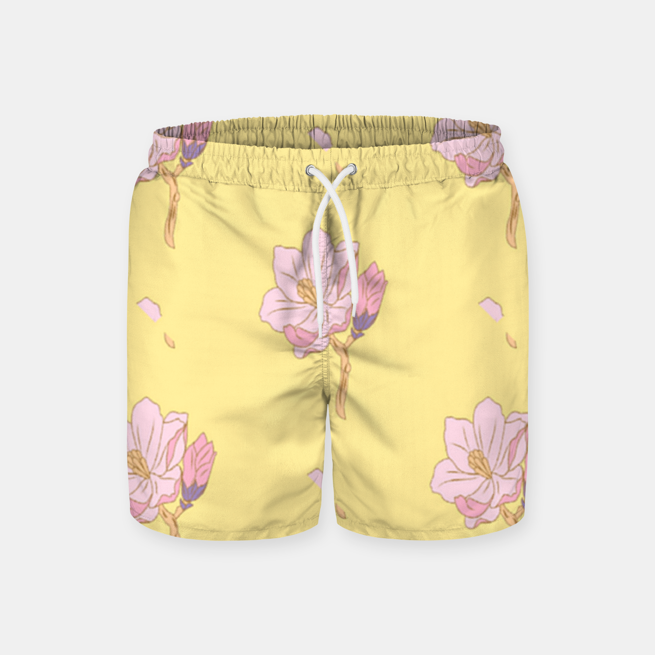 Image of Spring flowers Swim Shorts - Live Heroes