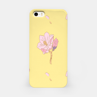 Spring flowers iPhone Case thumbnail image