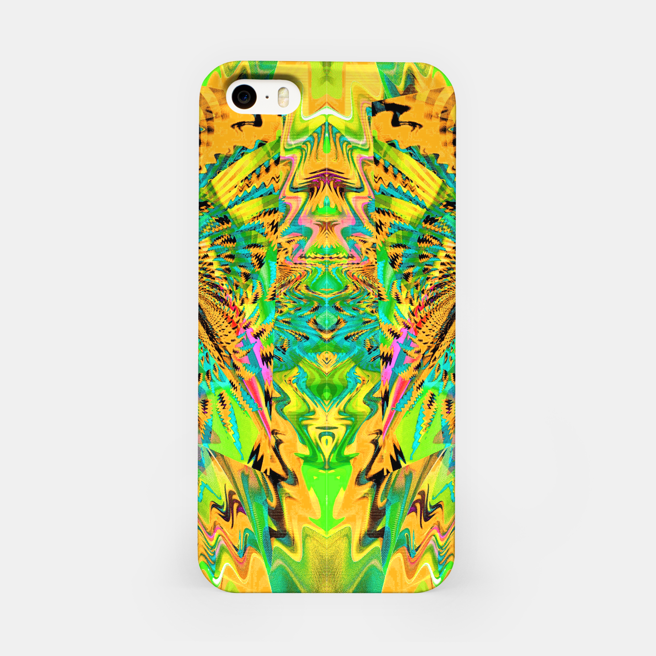 Image of Banana Totem iPhone Case - Live Heroes