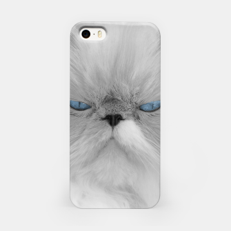 Thumbnail image of Angry Cat iPhone Case, Live Heroes