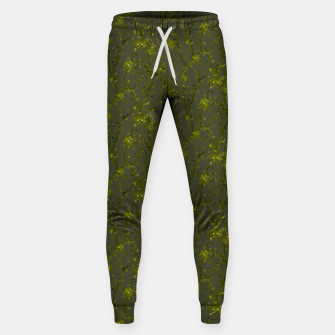 Thumbnail image of Blossoming veins of the green neon world  Sweatpants, Live Heroes