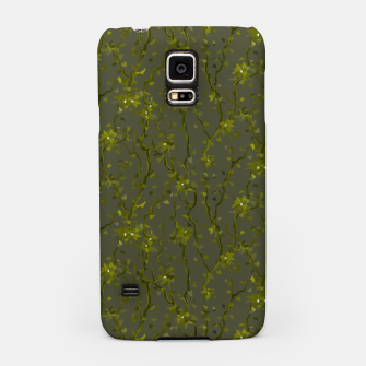 Thumbnail image of Blossoming veins of the green neon world  Samsung Case, Live Heroes