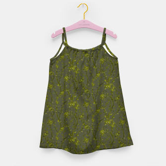 Thumbnail image of Blossoming veins of the green neon world  Girl's dress, Live Heroes