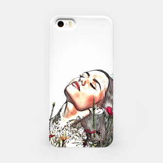Thumbnail image of  Girl and summer iPhone Case, Live Heroes