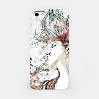 Thumbnail image of Dreams of France iPhone Case, Live Heroes