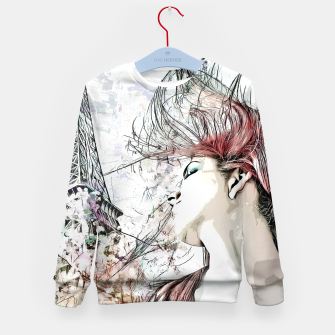 Thumbnail image of Dreams of France Kid's sweater, Live Heroes