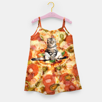 Thumbnail image of Cat and Pizza Girl's dress, Live Heroes