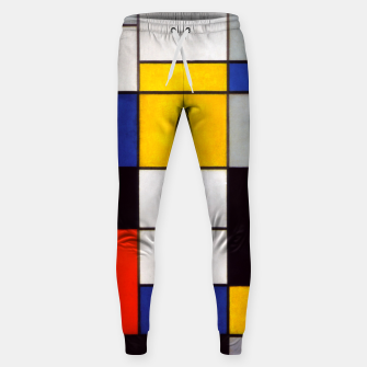 Thumbnail image of Composition A by Piet Mondrian Sweatpants, Live Heroes
